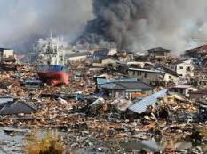Kesennuma boat chaos